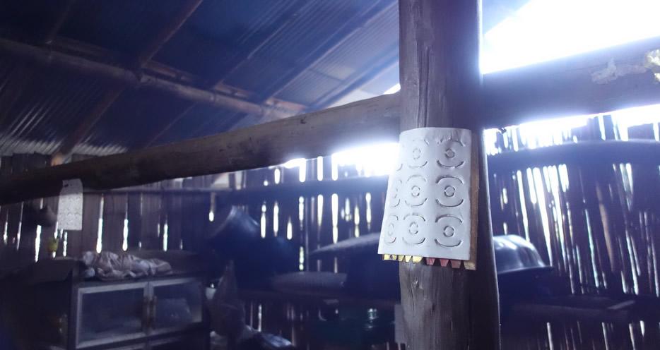 モン族の新年のお札_織り人(Orijin)