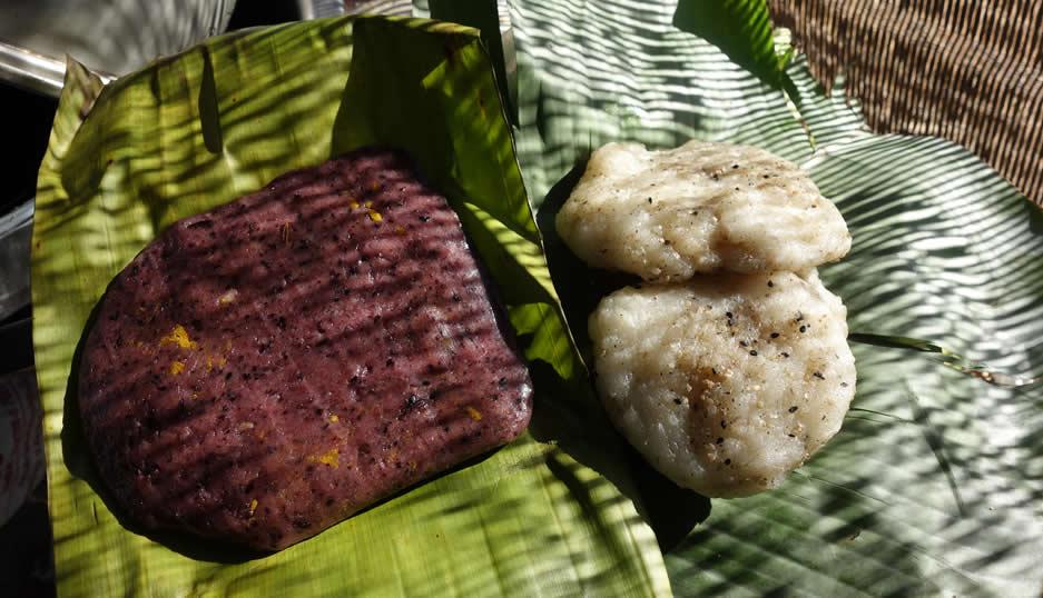 モン族のお餅 織り人(Orijin)