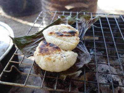 モン(Hmong)族のお餅